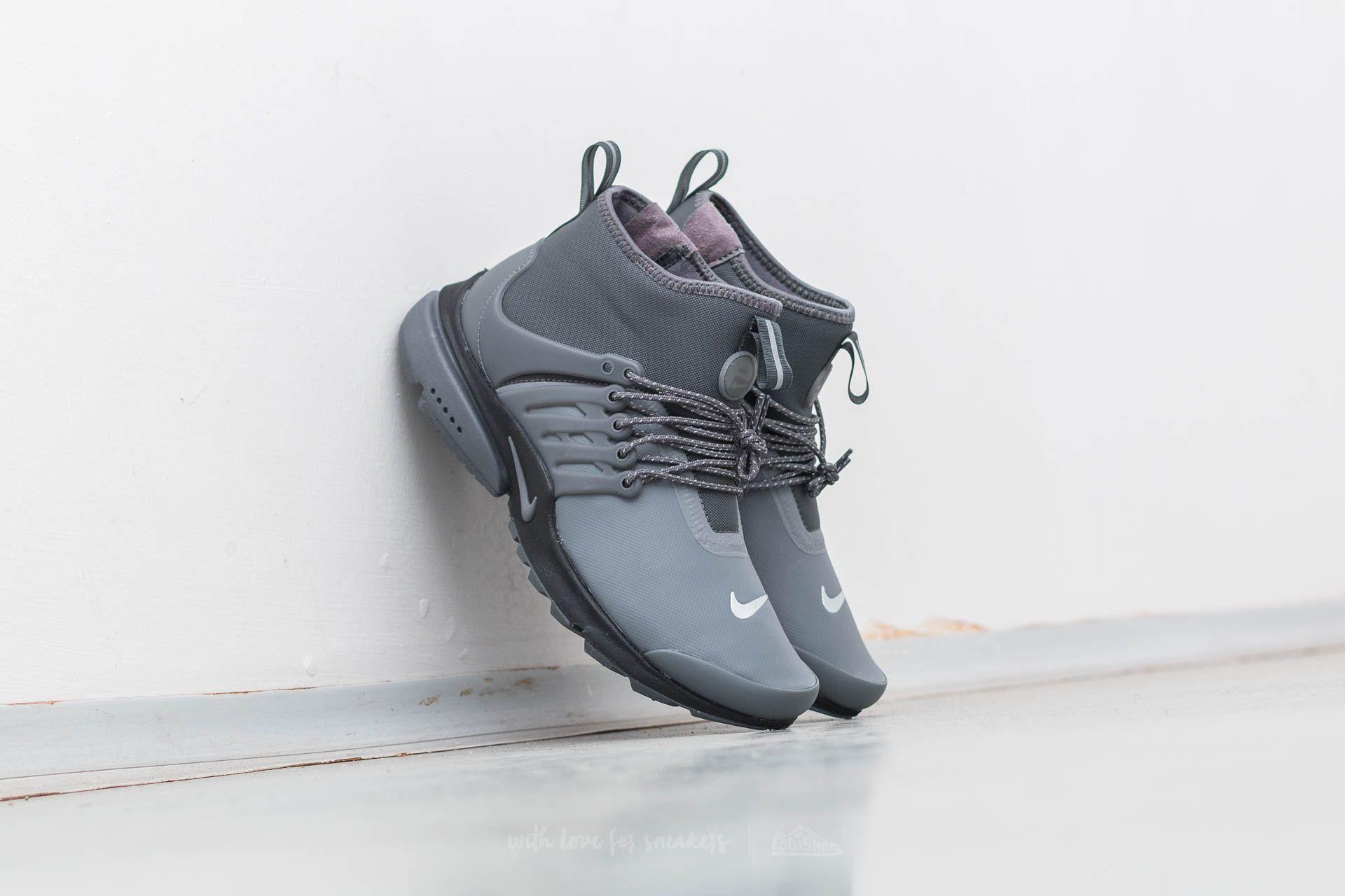 8f4212211f7b Nike W Air Presto Mid Utility Dark Grey  Dark Grey