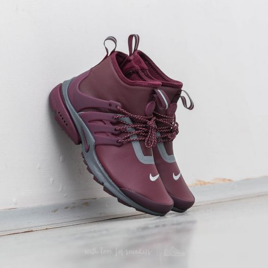 Nike W Air Presto MID Utility Night Maroon  Night Maroon  fd3da78cc9