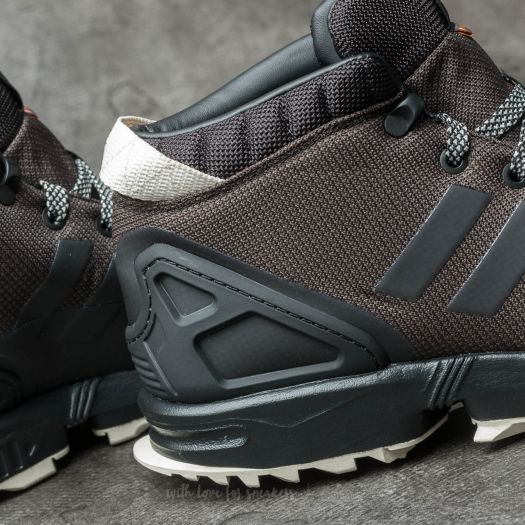 where to buy to buy cost charm adidas Zx Flux 5/ 8 Trainers Core Black/ Utility Black/ Core ...