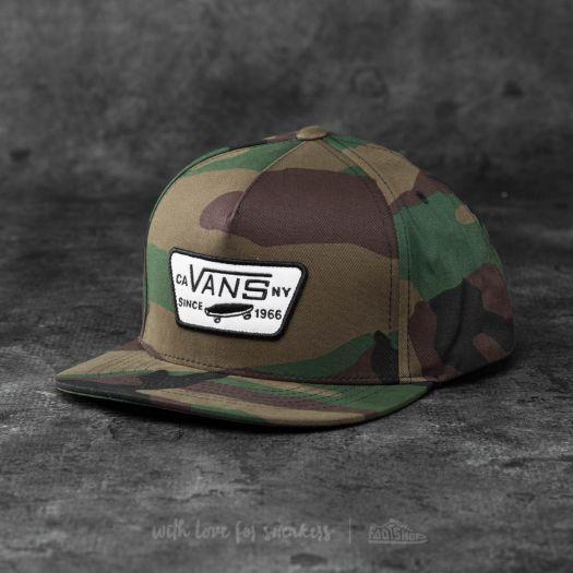 Vans Full Patch Snapback Cap Zum Herren | magisdesign.at
