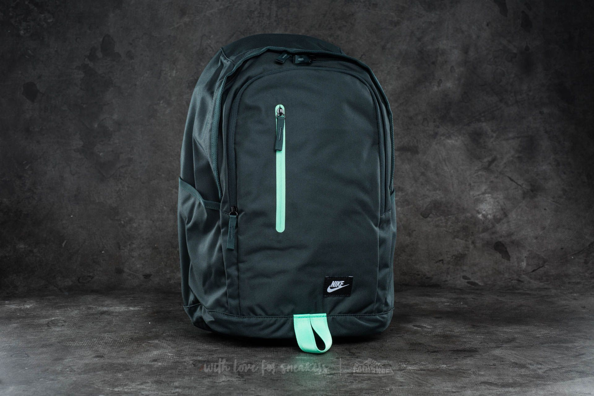 Access GreenFootshop Bag Nike All Light Soleday Black OPZTiukX