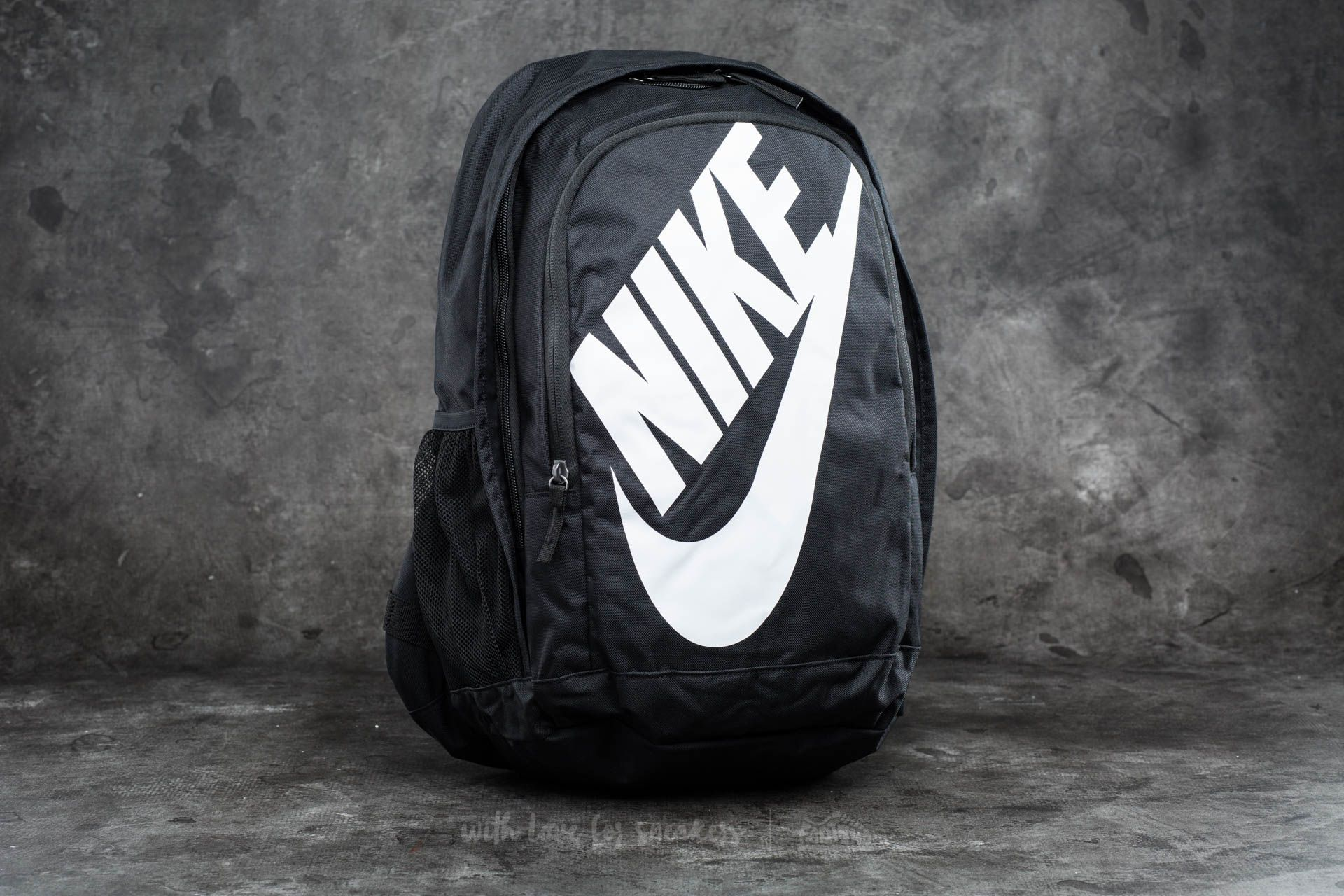 Nike Sportswear Hayward Futura 2.0 Backpack Black/ Black/ White