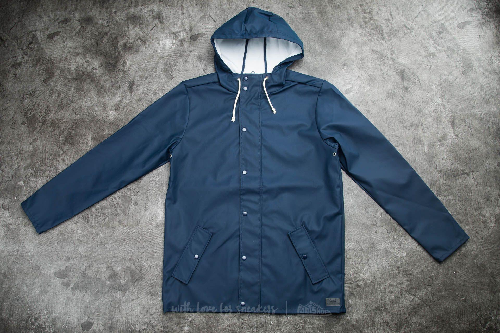 5884b9725f Vans Junipero Mountain Edition Jacket Dress Blues
