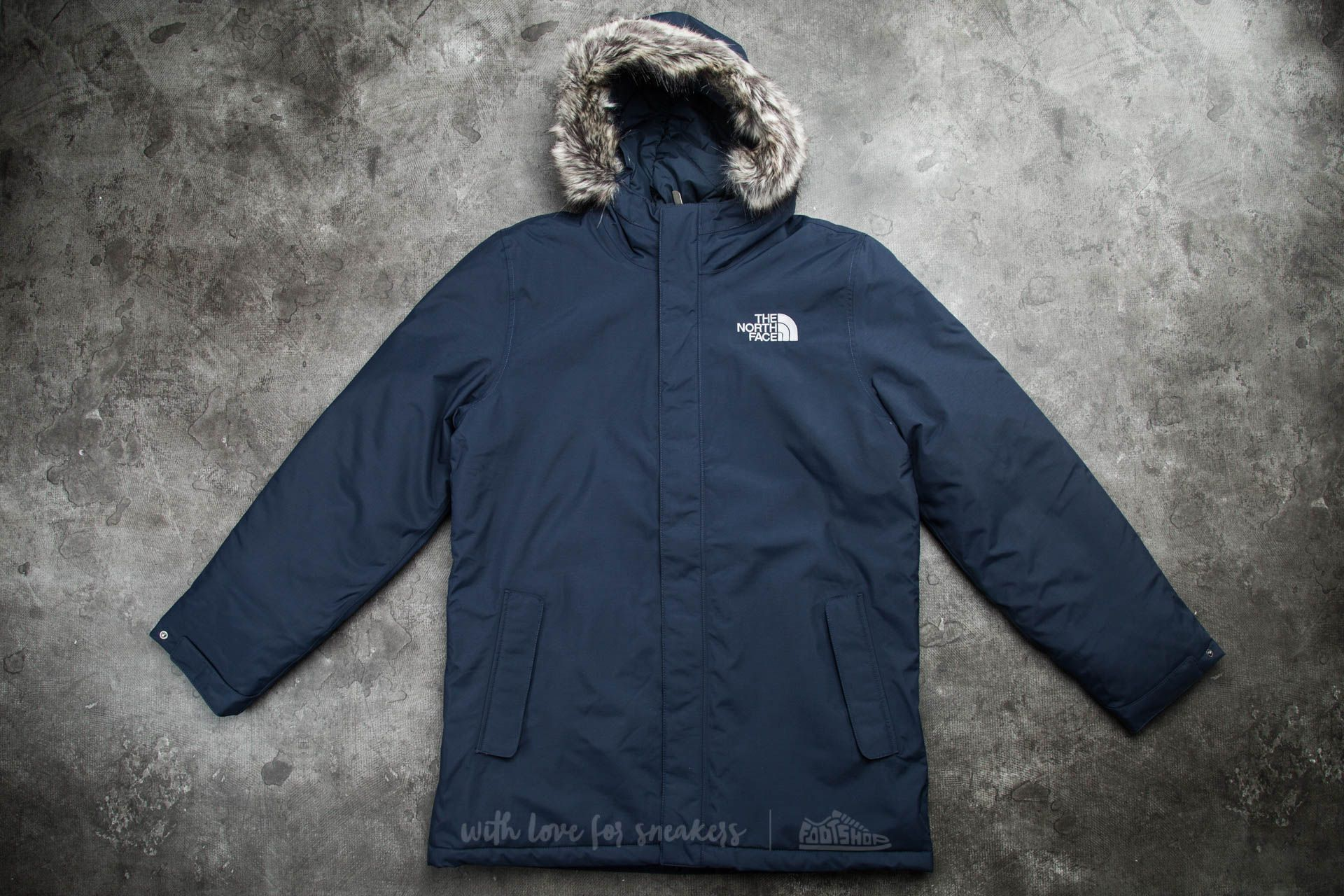 North Jacket The Zaneck Face Urban M Navy T4wwPAq8p