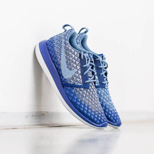 hot sale online 1d657 05af9 Nike W Roshe Two Flyknit 365 Deep Royal Blue/ Ocean Fog ...