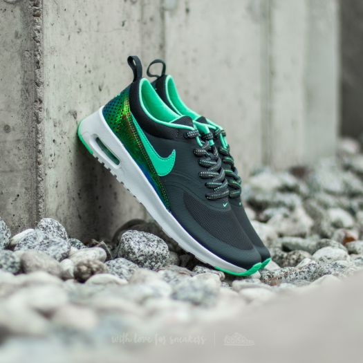 Nike Air Max Thea SE (GS) Anthracite  Green Glow  ed89bcebb9c0