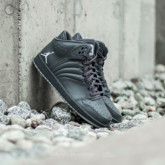 sports shoes aebea b1e89 ... where can i buy jordan 1 flight 4 dark grey wolf grey footshop 38826  f282a