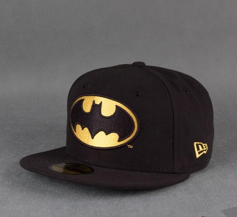 294f4821dd4 New Era Character Basic Batman Black Yellow