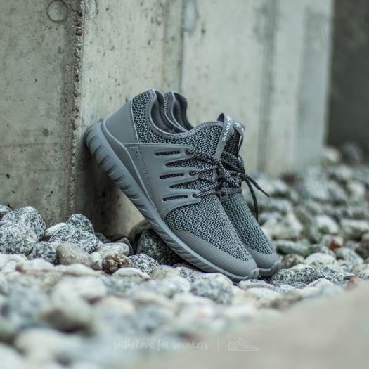 brand new e8b73 fee4b adidas Tubular Radial J Ch Solid Grey/ Dgh Solid Grey ...
