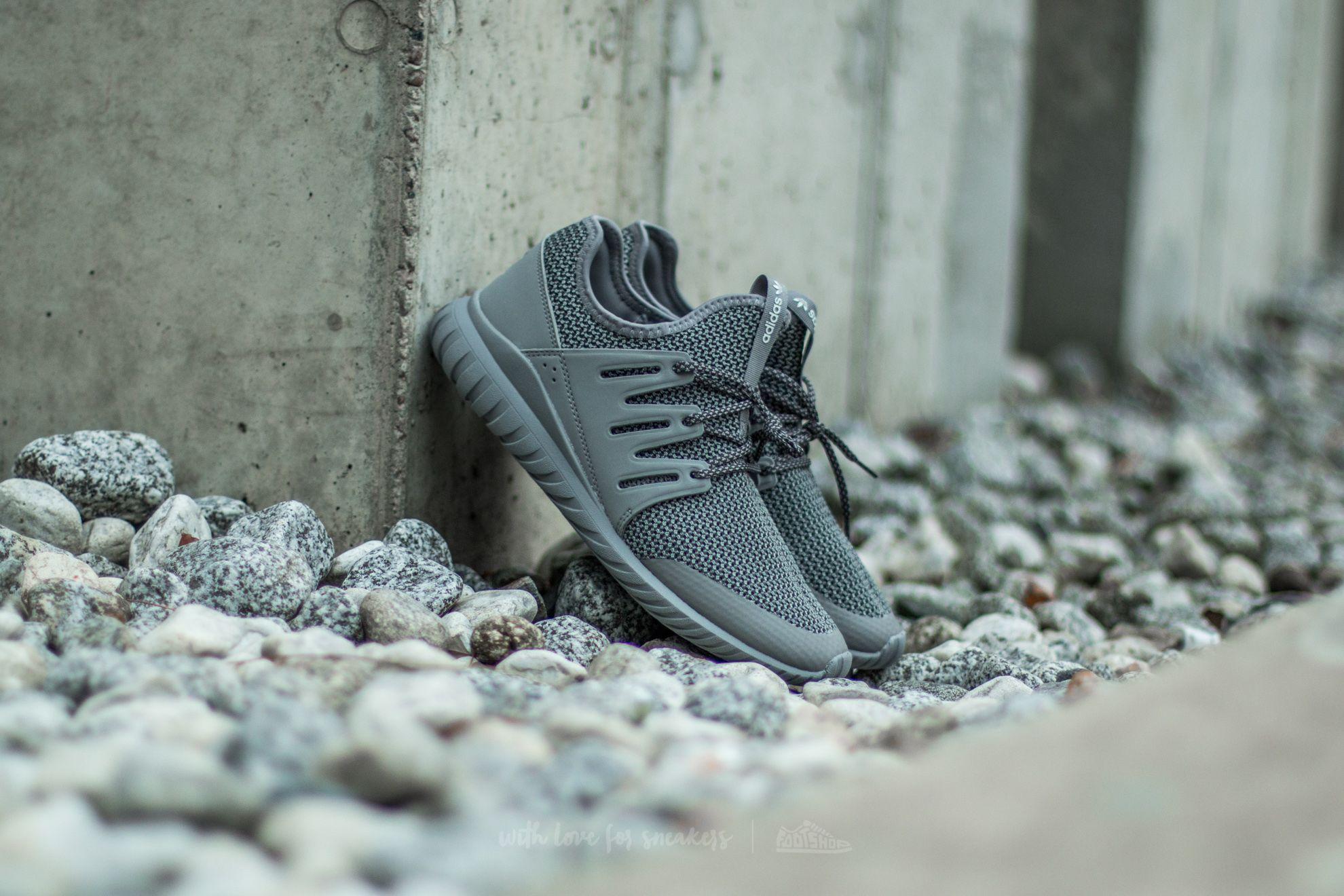 adidas Tubular Radial J Ch Solid Grey/ Dgh