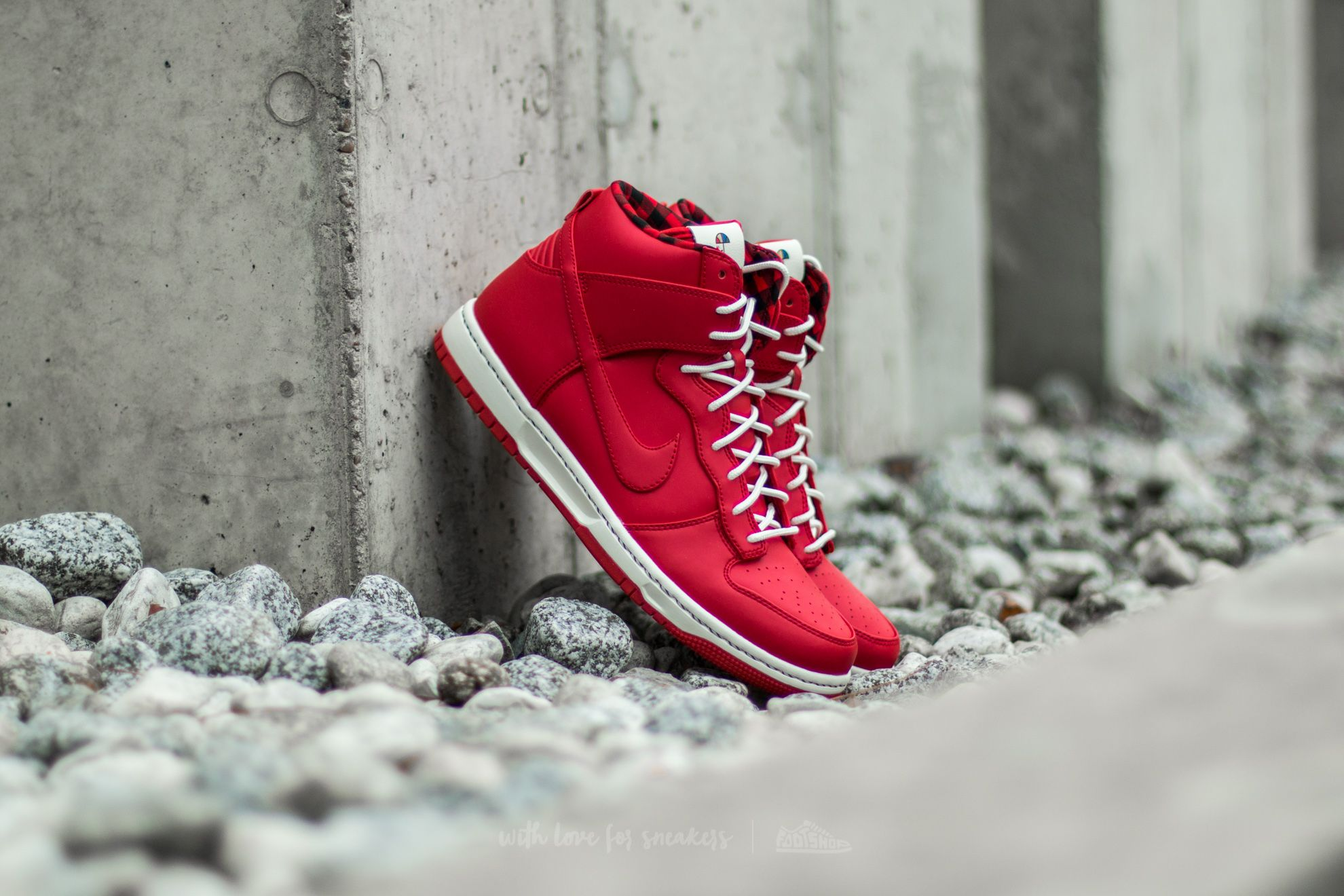 uk availability 1cba3 b6013 Nike Dunk Ultra Sport Red  Sport Red-Sail-Black   Footshop