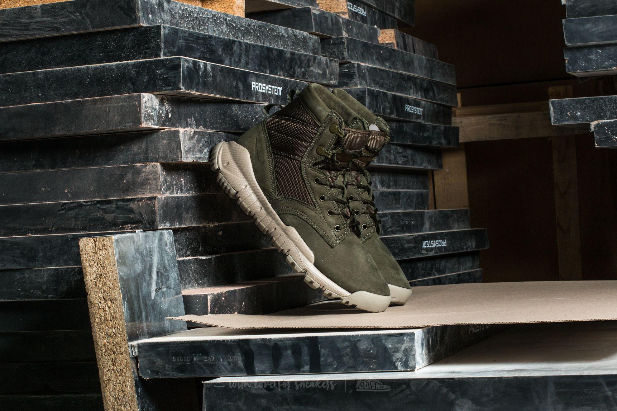 """Nike Sfb 6"""" Nsw Leather"""