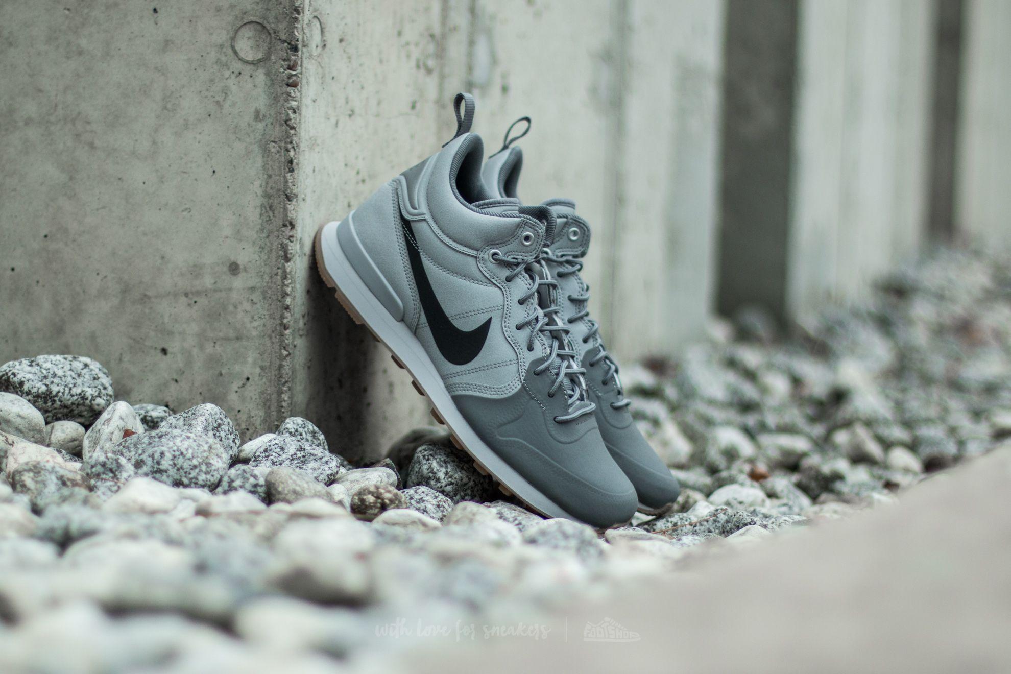 huge discount 77430 faa5f Nike Internationalist Utility. Wolf Grey  Anthracite-Cool Grey