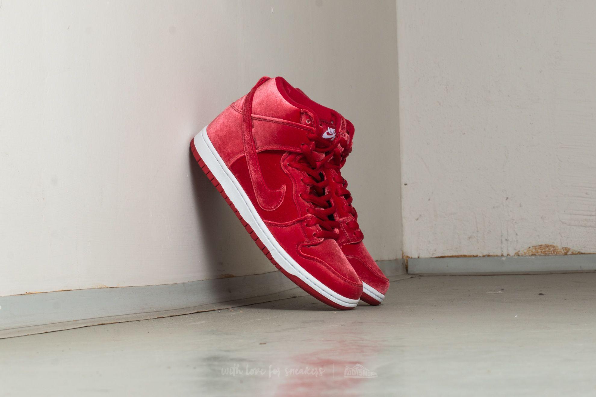 470f32828cb Nike Dunk High Premium SB
