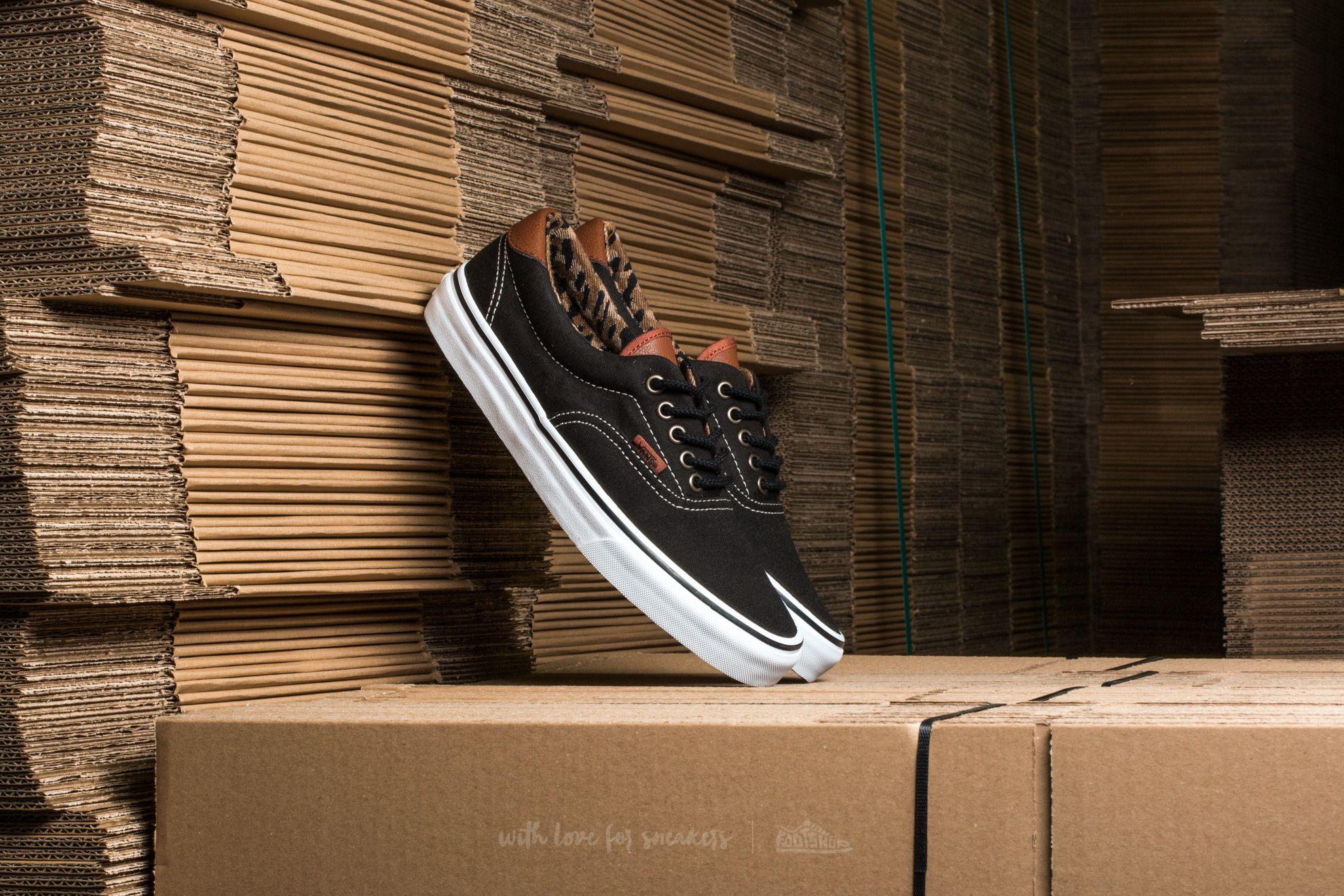 d81dd1d2027e Vans Era 59 (C L) Black  Italian Weave