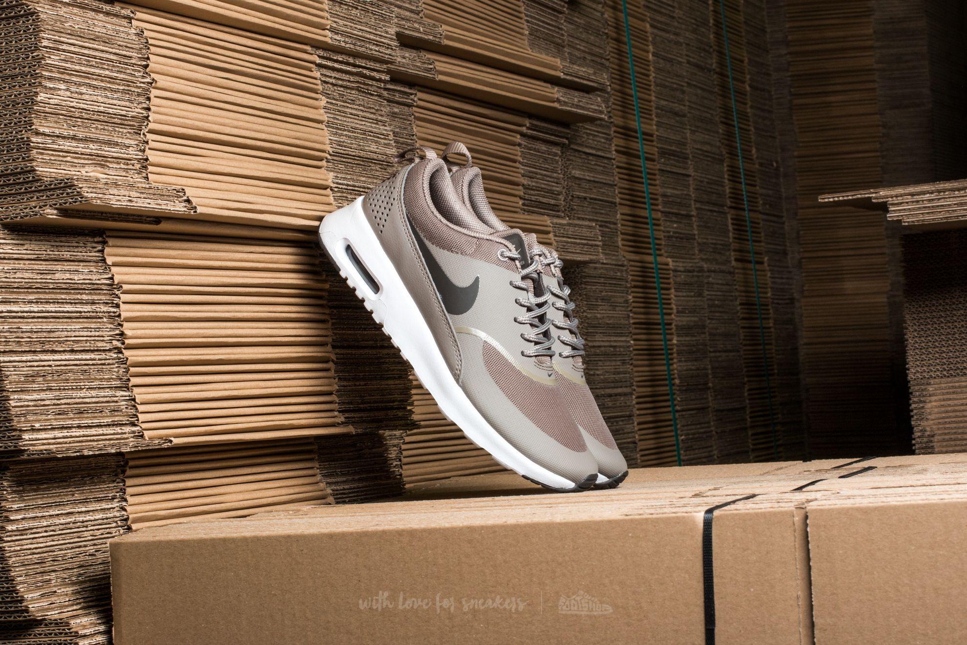 san francisco d866e 40d4c Nike WMNS Air Max Thea Iron/ Dark Storm-White | Footshop