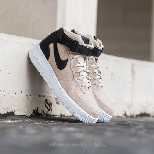 Nike Wmns Air Force 1 '07 Mid Leather Premium | Tenisówki