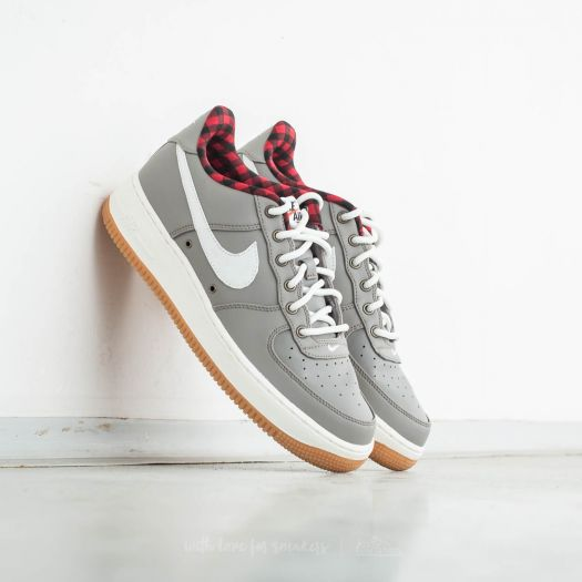 Nike Air Force 1 LV8 (GS) Light Taupe Sail Tour Yellow