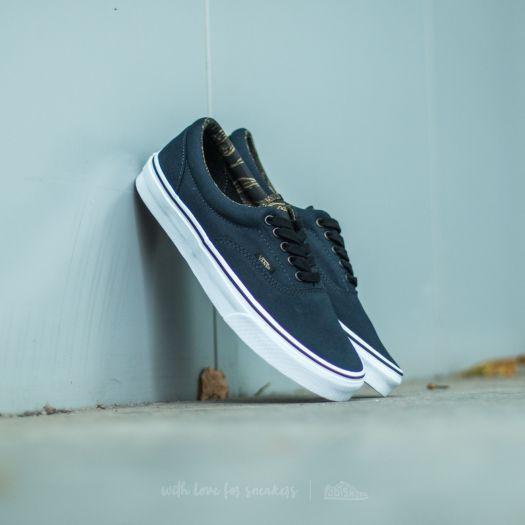 shoes Vans Era Vintage Camo Dark Navy
