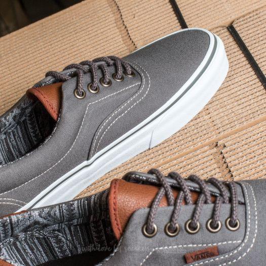Men's shoes Vans Era 59 (C\u0026L) Pewter