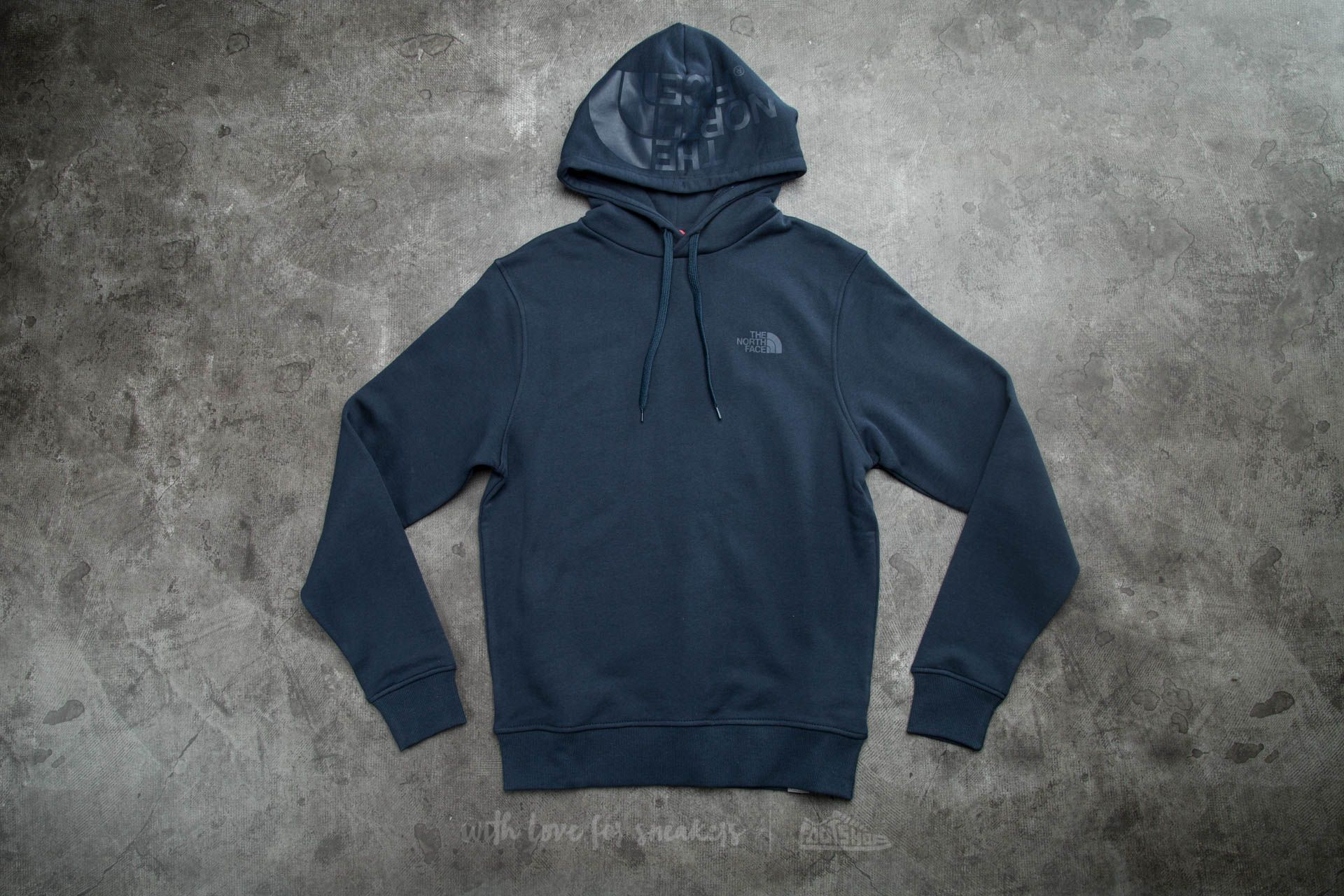 832709f6f6a ... usa the north face m seasonal drew peak pullover hoodie urban navy  68efc 4a1b9 ...