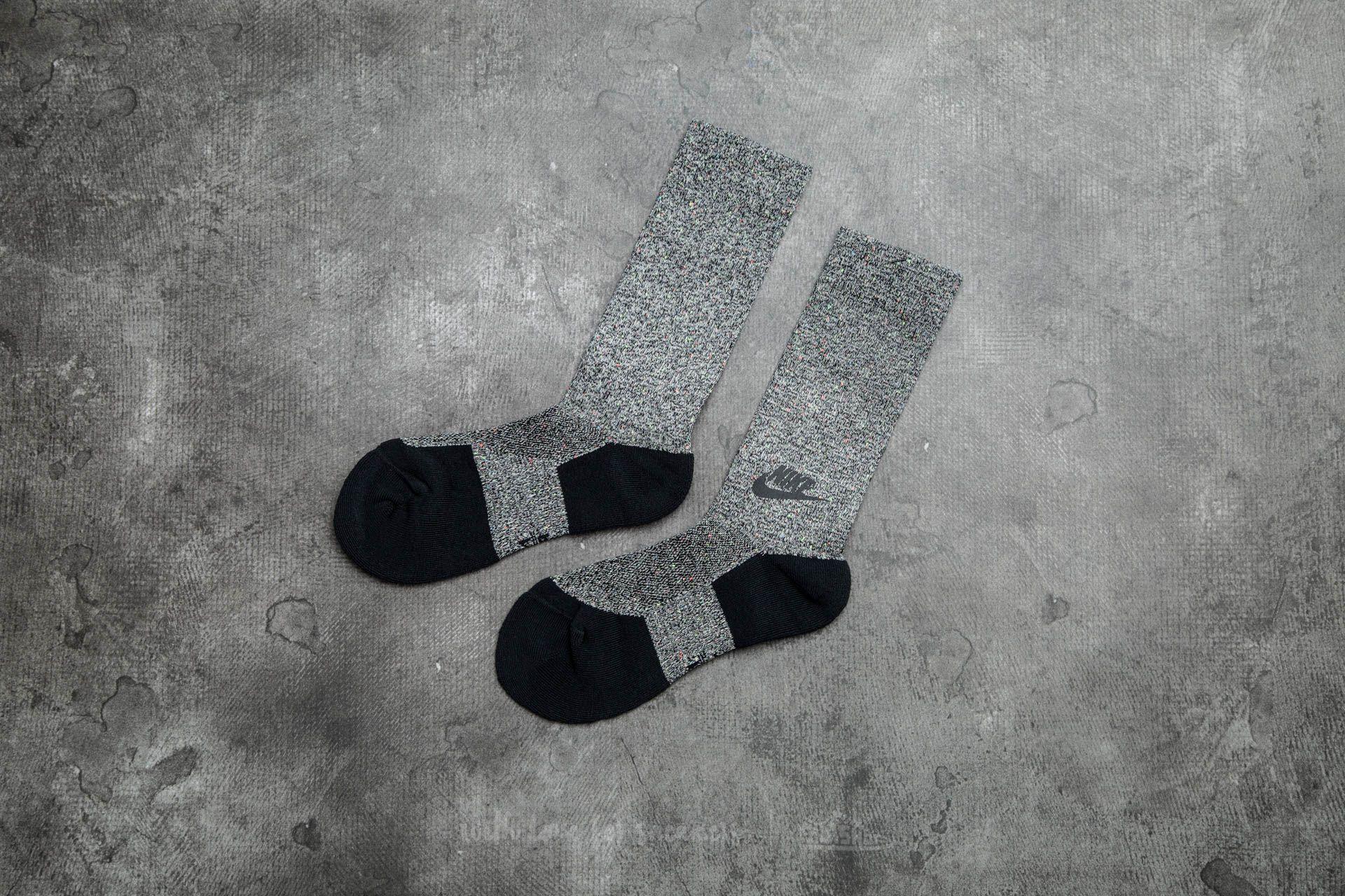 855f4b4cc4 Nike Sportswear Tech Pack Crew Socks Black  Black  Black