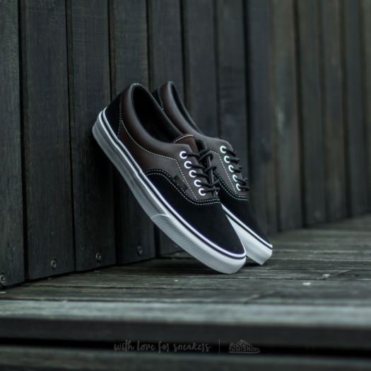 san francisco 1a7ec ad6bf Vans Era (Suede & Leather)