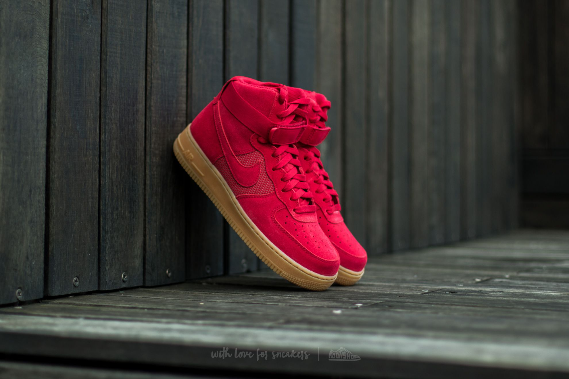 Men's shoes Nike Air Force 1 High ´07