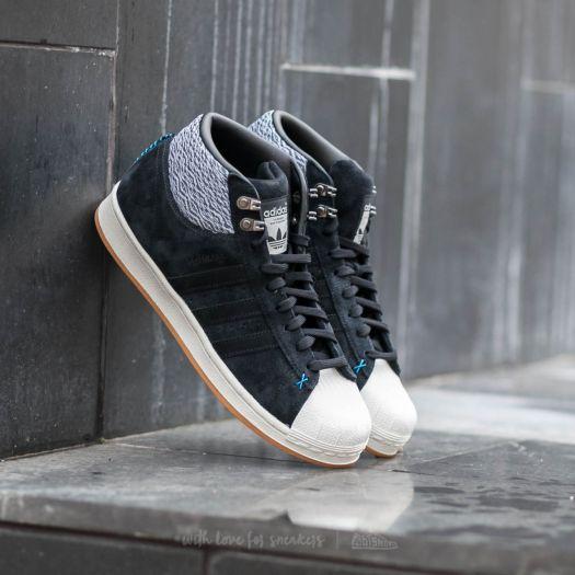 adidas Pro Model BT Core Black Core Black Off White | Footshop