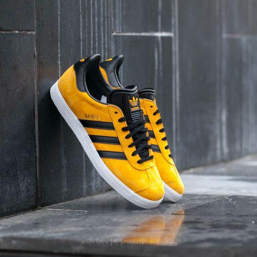 adidas Gazelle Core Gold  Black Gold Metallic   Footshop fff6c76d65