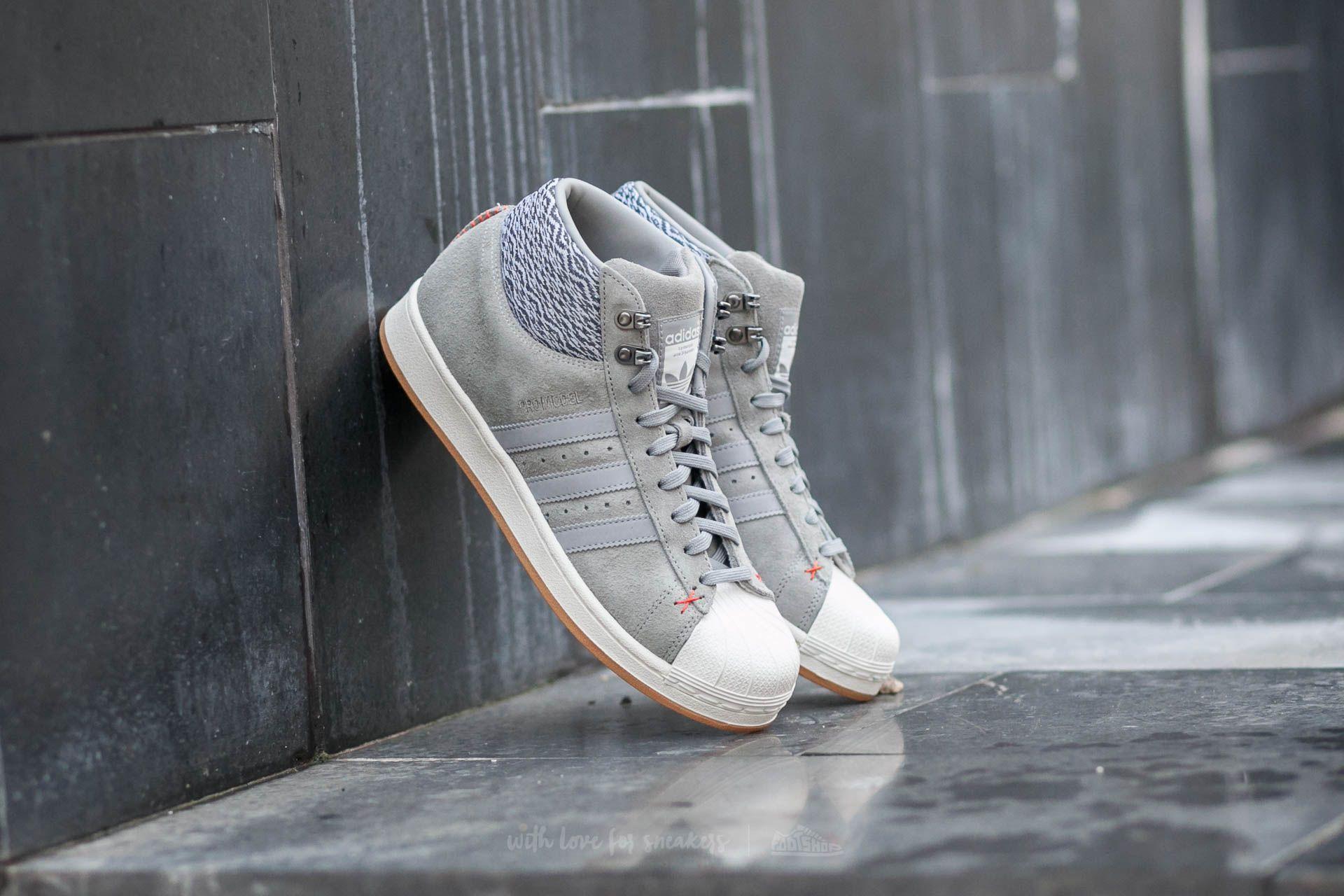 buy popular 4494b 0cca3 adidas Pro Model BT Ch Solid Grey Ch Solid Grey Off White