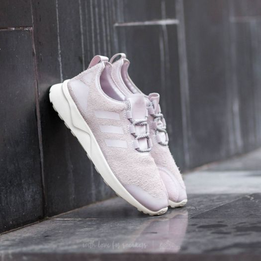 adidas Zx Flux Adv Verve W Ice Purple Off White | Footshop