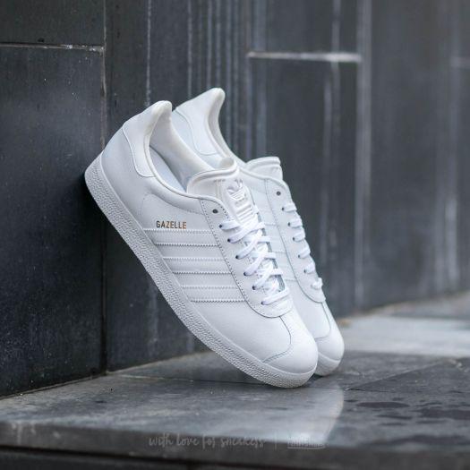 adidas GazelleFtw White/ Ftw White/ Gold Metallic