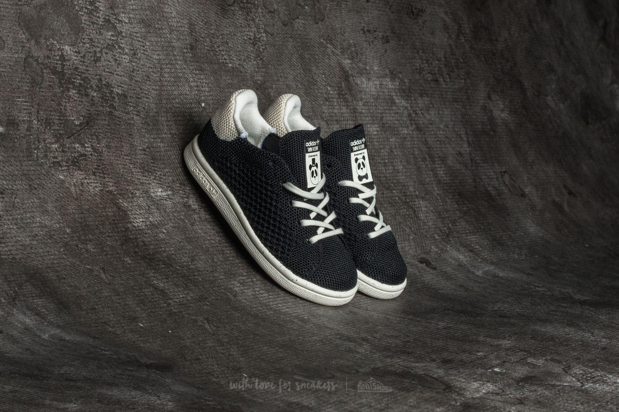 64efc11fbec6 adidas Stan Smith Primeknit MR I Core Black  Core Black  Off White ...