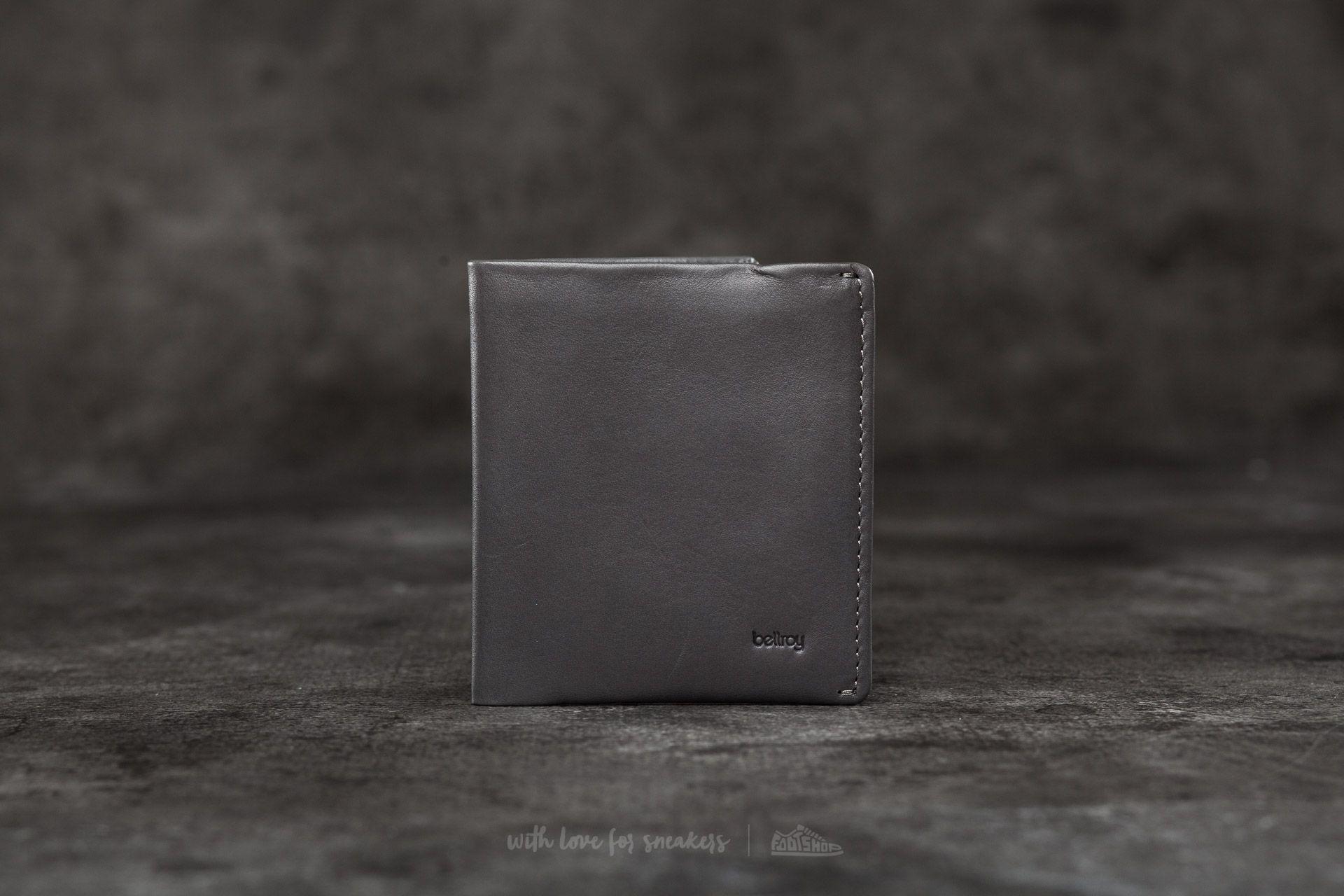 Bellroy Note Sleeve Wallet Charcoal za skvělou cenu 2 490 Kč koupíte na Footshop.cz