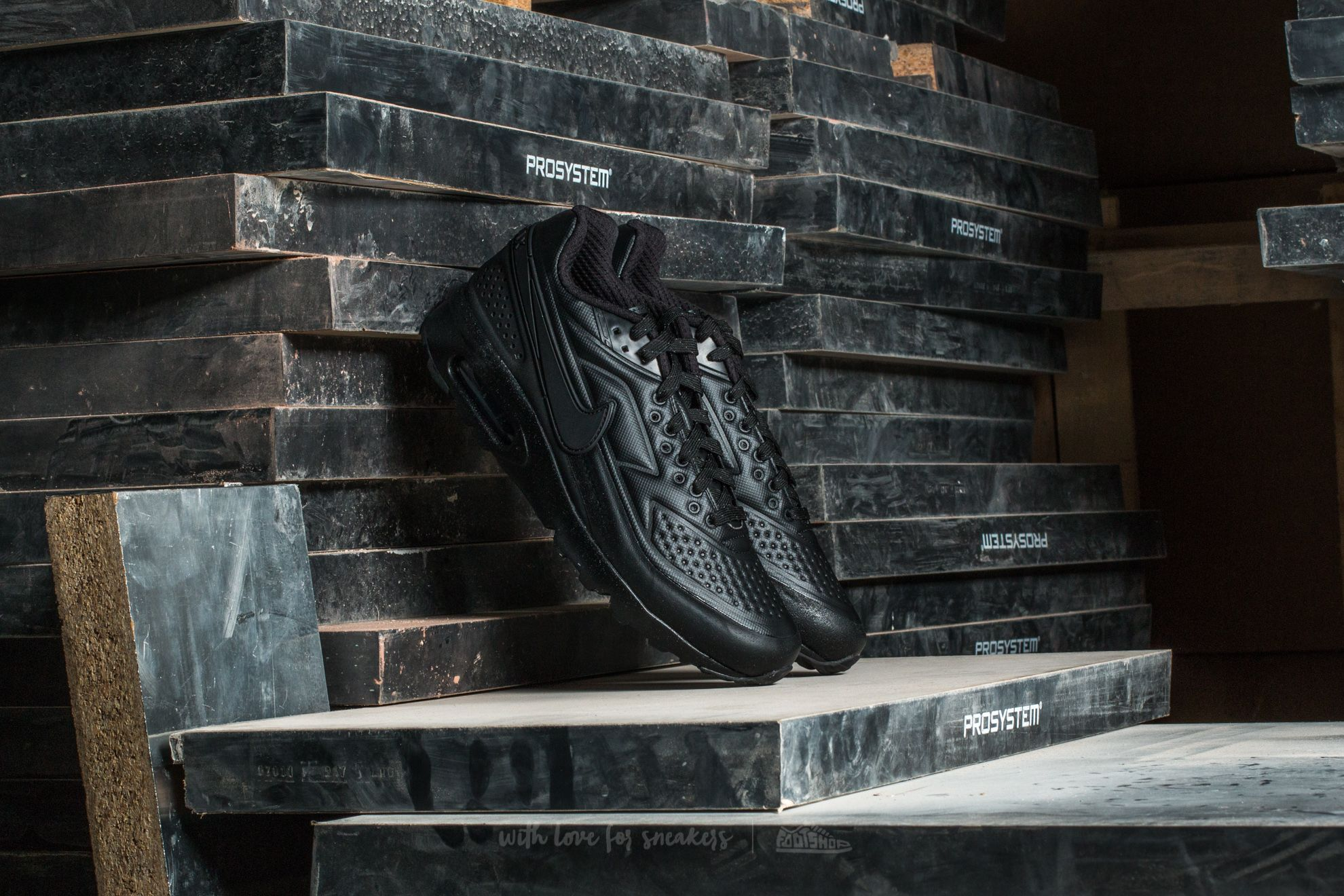 meilleures baskets ca21c d249c Nike Air Max BW Ultra SE Premium Black/ Black-Black | Footshop