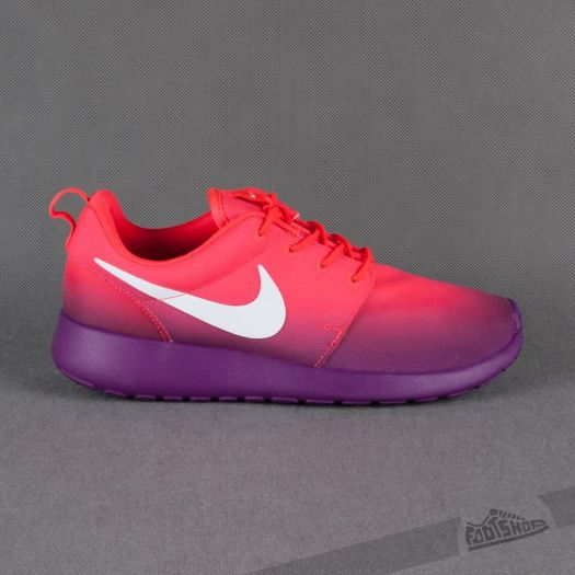 more photos 5d37c b1549 Nike WMNS Rosherun Print Laser CrimsonWhite-Bright Grape  Fo