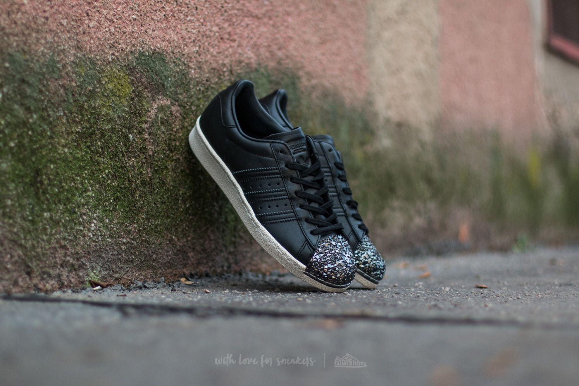 Off W Adidas Superstar 80s Core White Black 3d Mt KlcT1FJ