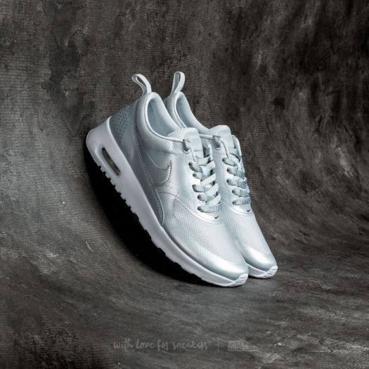 Nike Air Max Thea SE (GS) Metallic Platinum  White  Metallic Platinum  aa29f584daaf