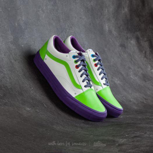Vans Old Skool (Toy Story) Buzz Lightyear/ True White | Footshop