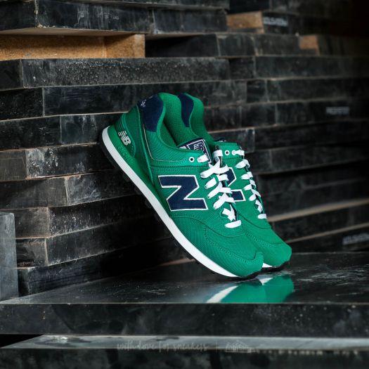 Men's shoes New Balance ML574POG Green