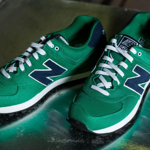 Scarpe e sneaker da uomo New Balance ML574POG Green ...