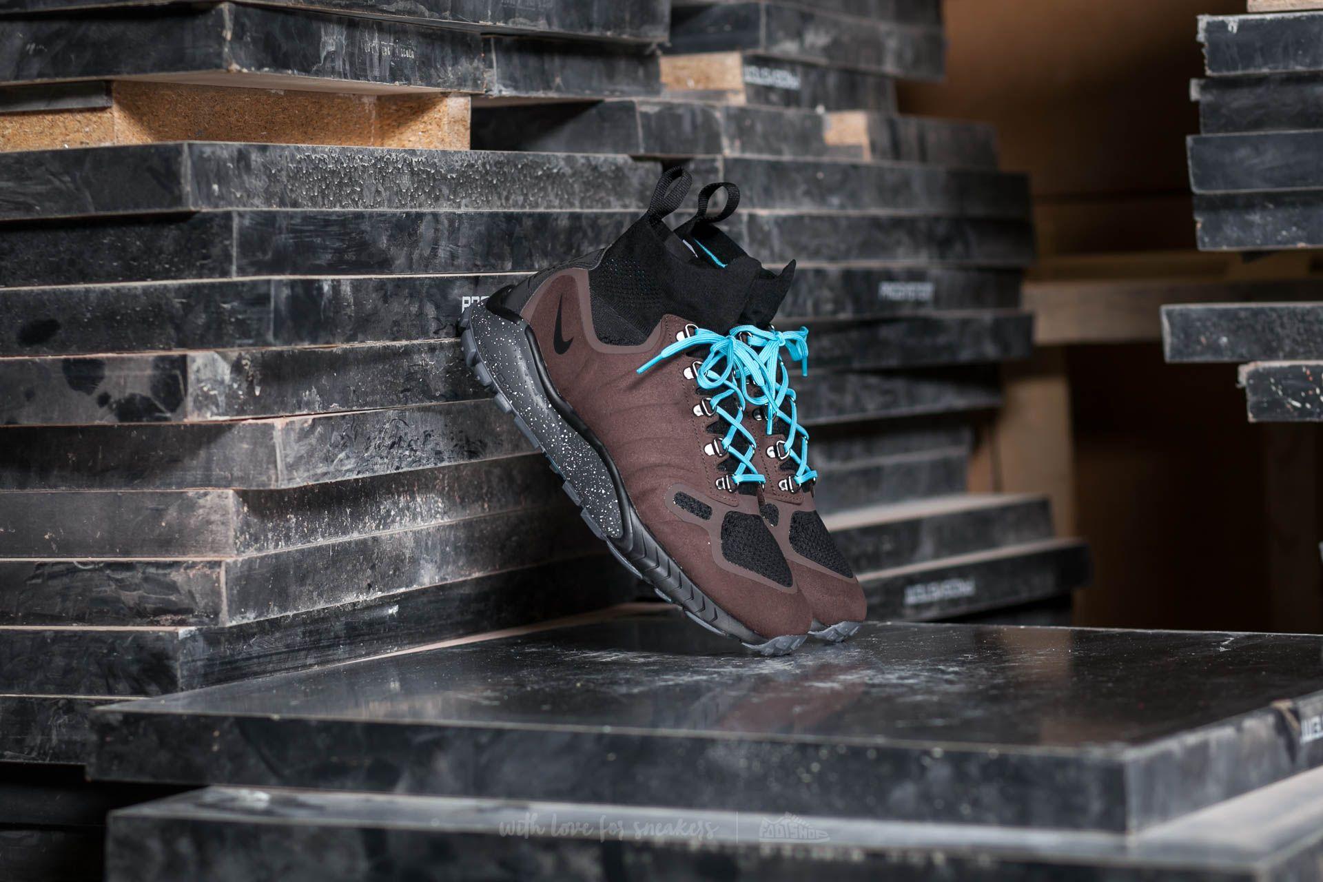 9d3ceb78c5ff Nike Zoom Talaria Mid Flyknit Baroque Brown  Gamma Blue-Black ...