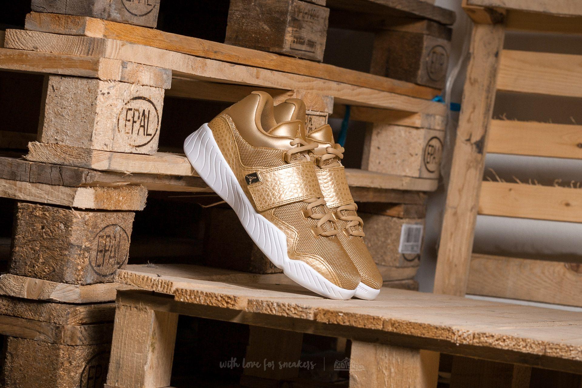 a0a592267860c3 Jordan J23 Metallic Gold  Metallic Gold