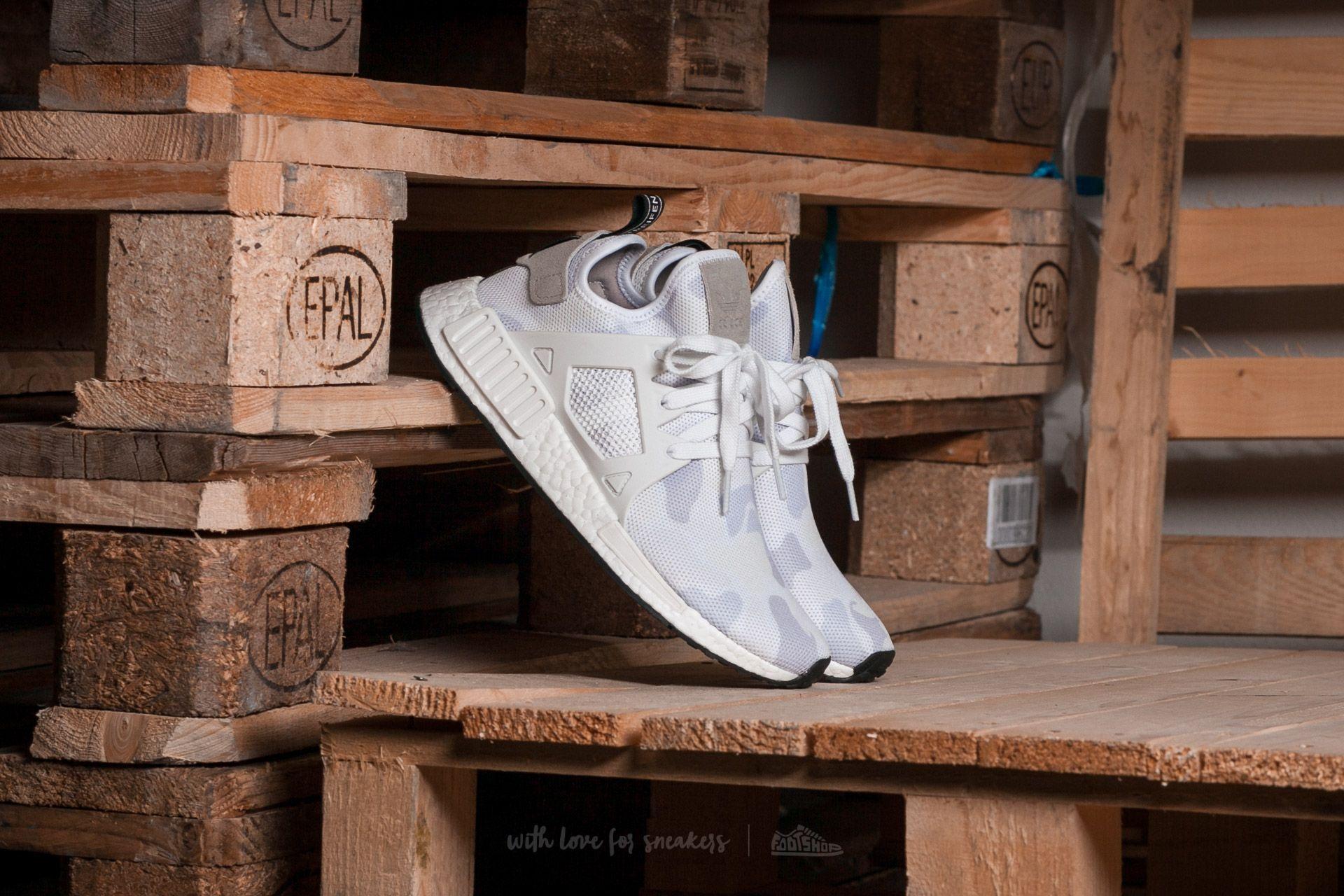 538dbbae9301 adidas NMD XR1 Ftw White Core Black