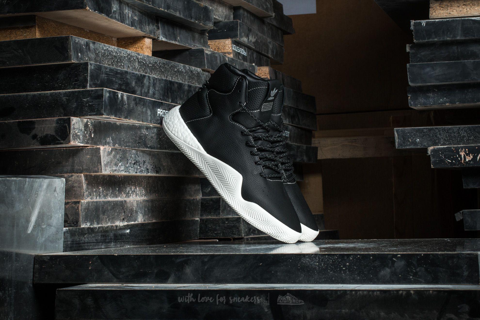 adidas Tubular Instinct Boost Core Black Ftw White | Footshop