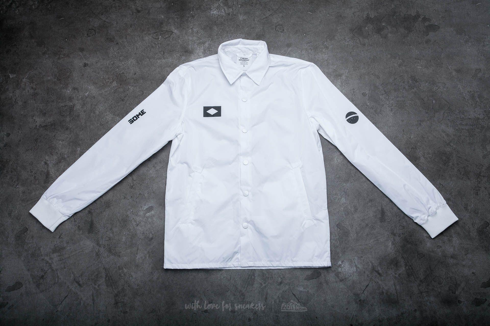 Bundy Cheap Monday Country Jump Jacket White