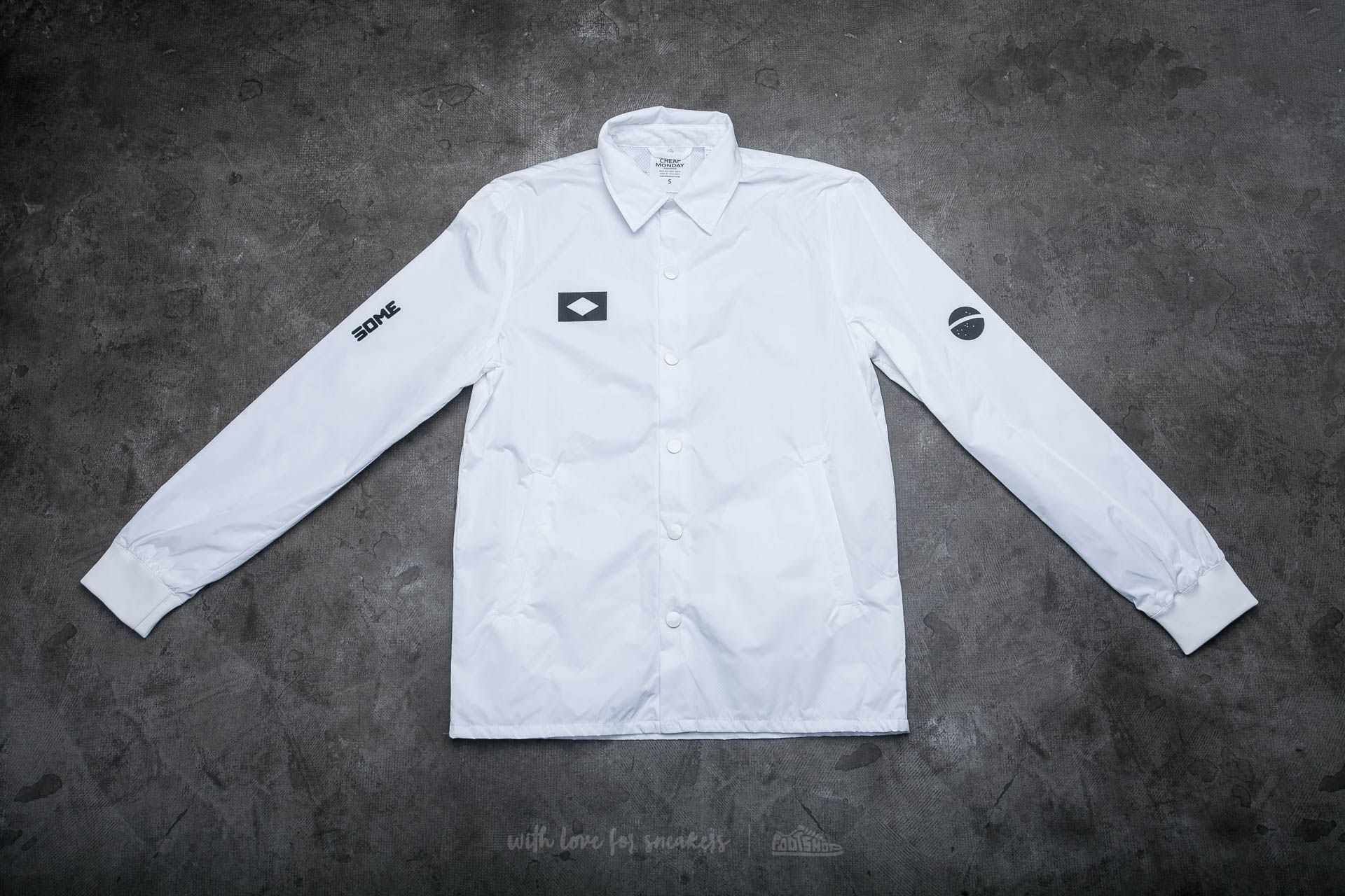 Cheap Monday Country Jump Jacket White za skvělou cenu 1 190 Kč koupíte na Footshop.cz