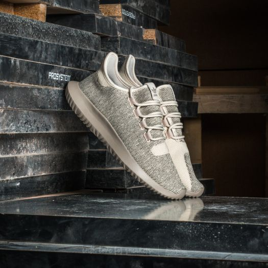 adidas Tubular Shadow Knit Clear Brown Light Brown Core