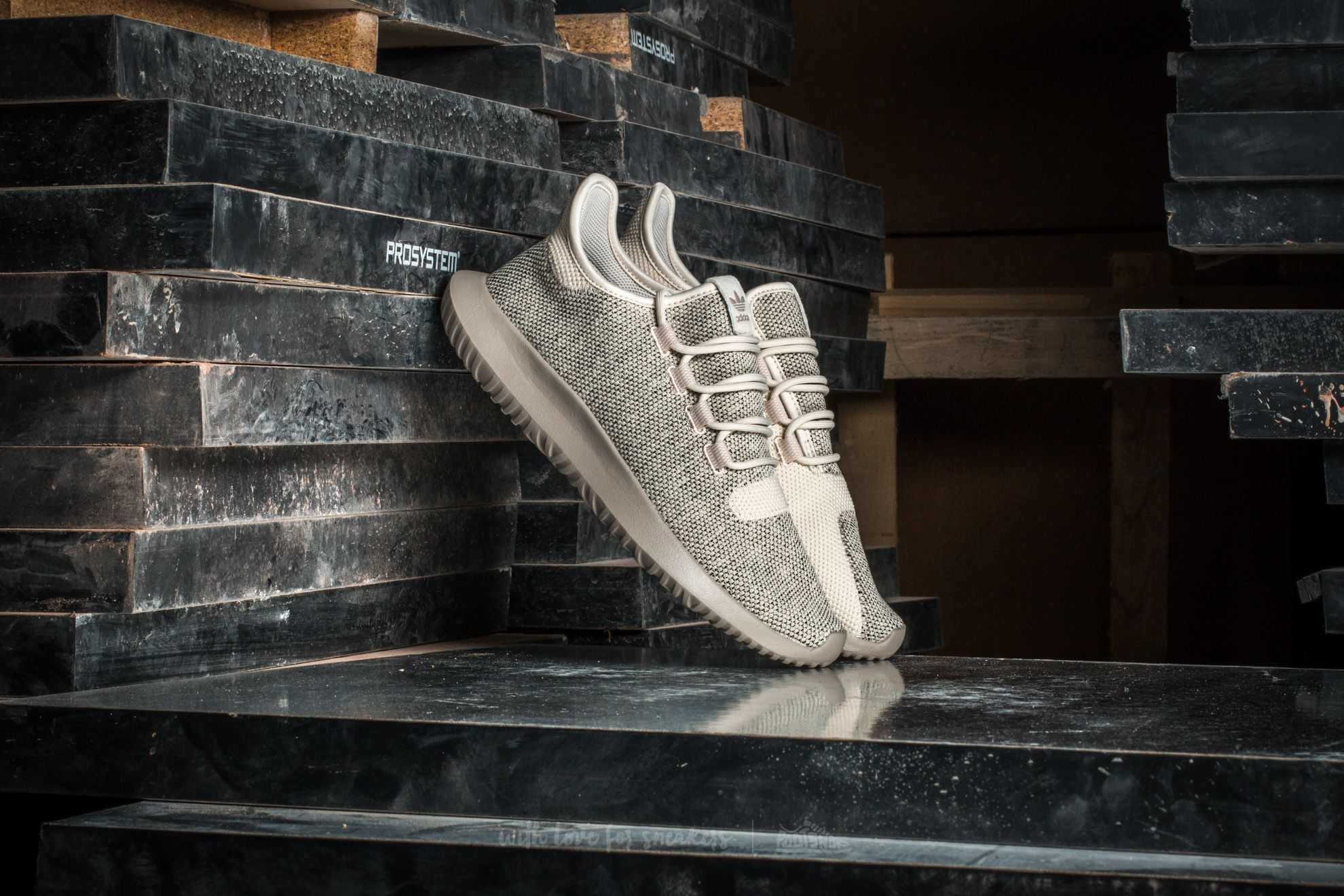 new style d8550 71c22 adidas Tubular Shadow Knit Clear Brown/ Light Brown/ Core ...